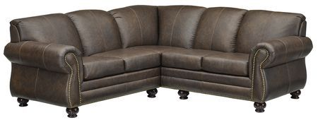 S3230 Leather Sectional