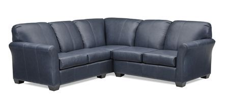 2520 Leather Sectional